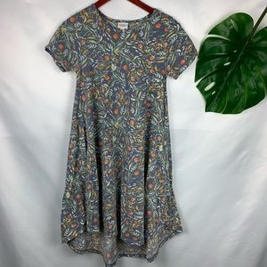 Lularoe Womens size XS Fit and Flare Tshirt Dress